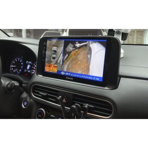 Camera 360 độ ô tô DCT cho xe Hyundai Kona