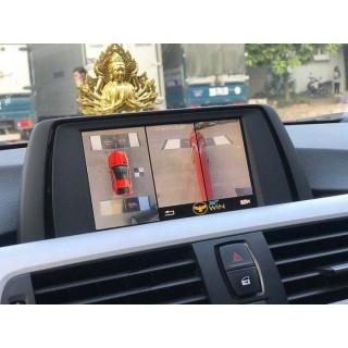 Camera 360 độ ô tô Owin cho xe BMW 320i