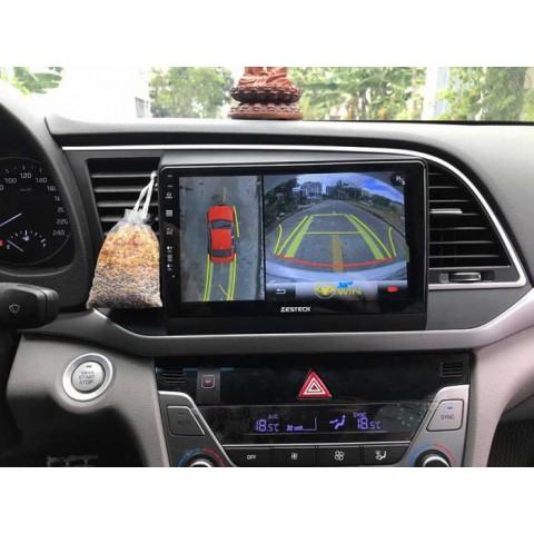 Camera 360 độ ô tô Owin cho xe Hyundai Elantra