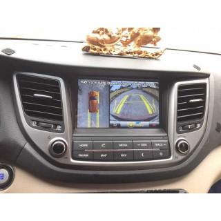 Camera 360 độ ô tô Owin cho xe Hyundai Tucson