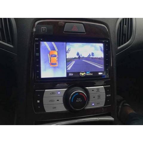 Camera 360 độ Owin cho xe ô tô Huyndai Veloster