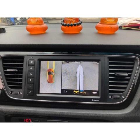 Camera 360 độ ô tô Owin cho xe Kia Sedona