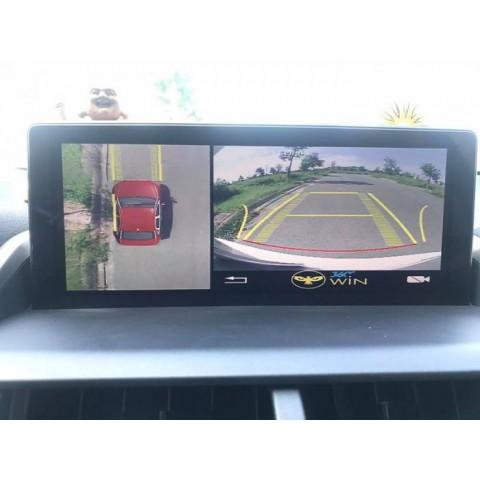 Camera 360 độ ô tô Owin cho xe Lexus NX300