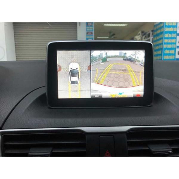 Camera 360 độ ô tô Owin cho xe Mazda 2