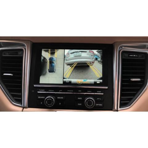 Camera 360 độ ô tô Owin cho xe Porsche Macan
