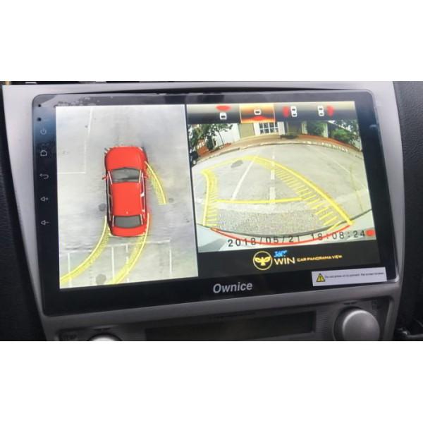 Camera 360 độ OWIN cho xe Toyota Camry