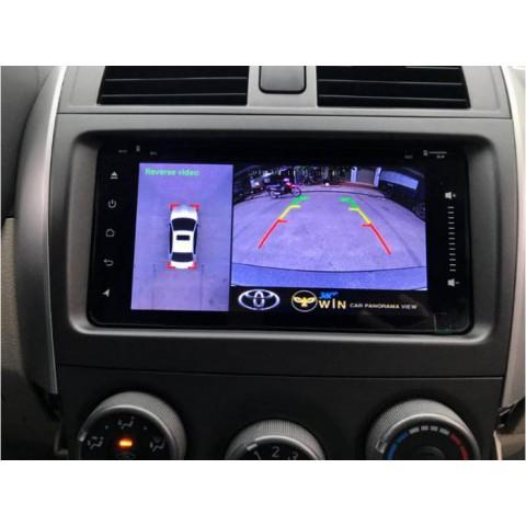 Camera 360 độ ô tô owin hỗ trợ AHD