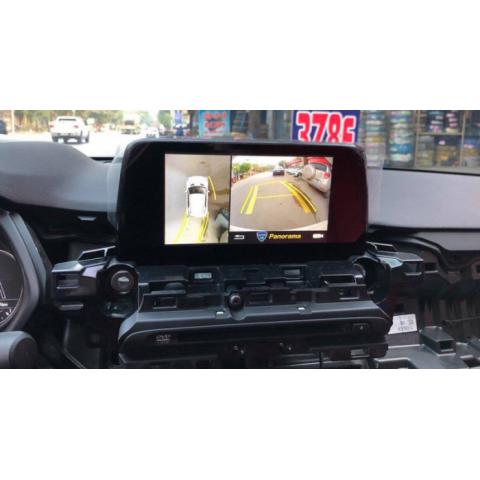 Camera 360 độ Panorama Vision cho xe ô tô