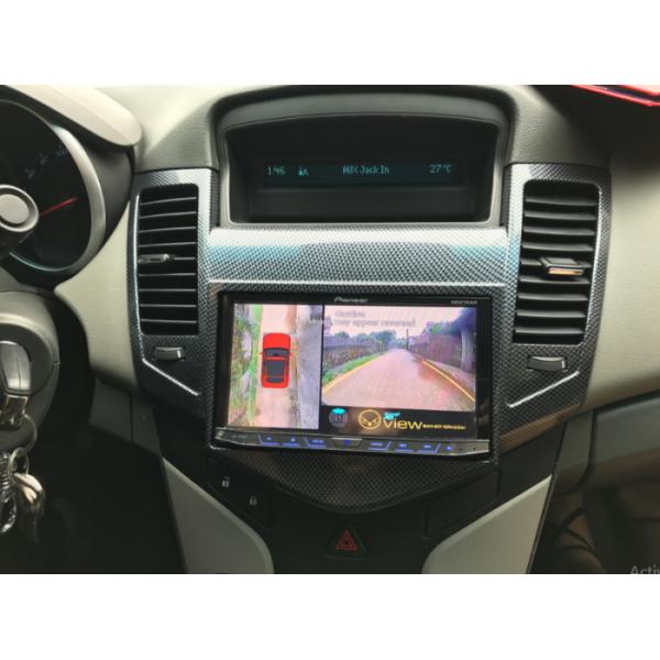 Camera 360 độ ô tô cho xe Chevrolet Cruze