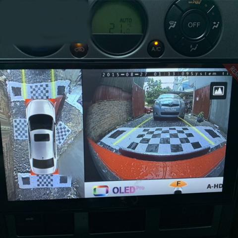 Camera 360 độ ô tô Oled cao cấp