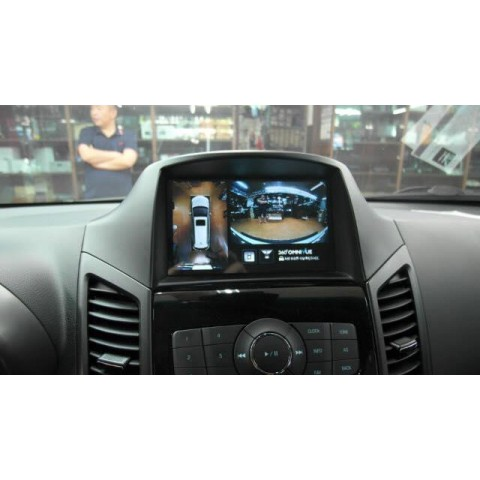 Camera 360 Độ Omnivue Cho Xe Chevrolet Orlando