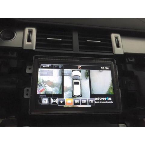Camera 360 độ Omnivue cho Range Rover Evoque