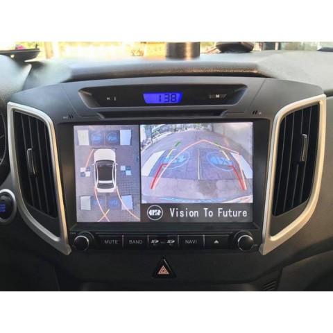 Camera 360 độ Oris cho xe Hyundai Creta
