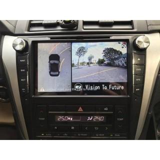 Camera 360 độ Oris cho xe ôtô