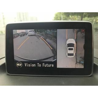 Camera 360 độ OView cho xe Mazda 3