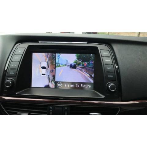 Camera 360 độ Oris cho xe mazda 6