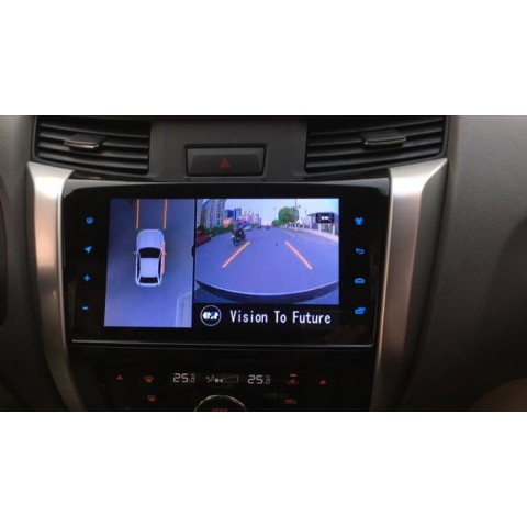 Camera 360 độ Oris cho xe Nissan Navara