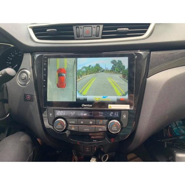 Camera 360 độ ô tô Owin cho xe Mazda BT50