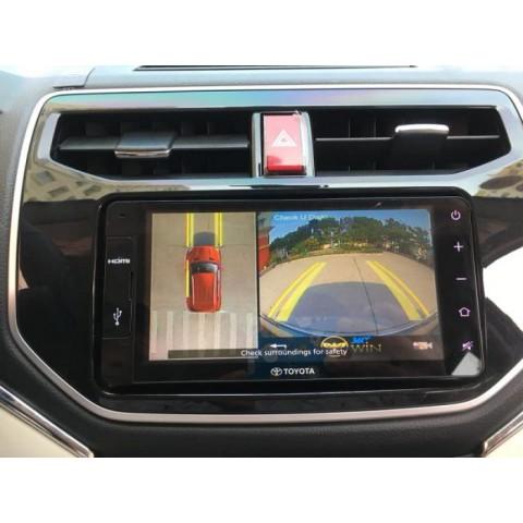 Camera 360 độ ô tô Owin cho xe Toyata Crush