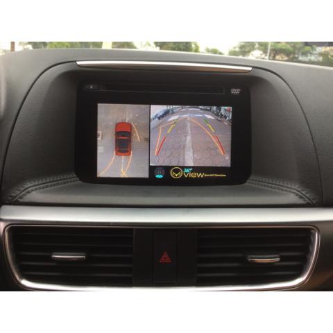 Camera 360 độ Oview cho xe Mazda CX5