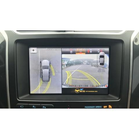 Camera 360 độ OWIN cho xe Ford Explorer