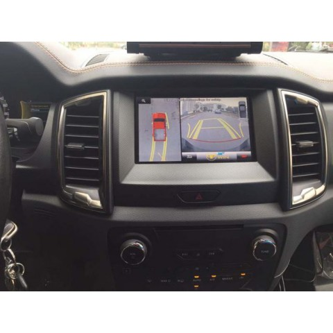Camera 360 độ ô tô Owin cho xe Ford Ranger