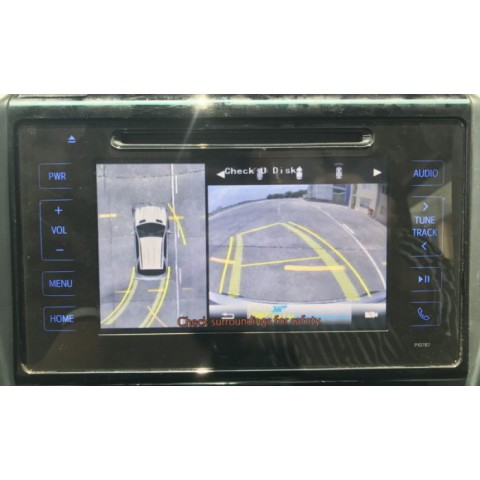 Camera 360 độ ô tô OWIN Fortuner