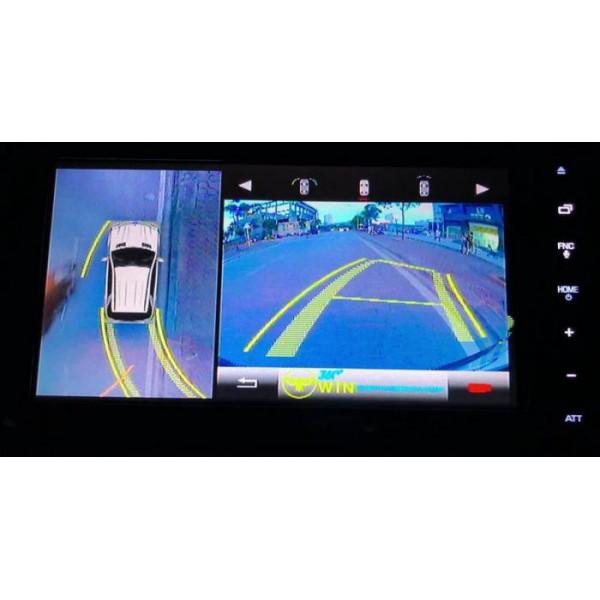Camera 360 độ OWIN cho Toyota Innova
