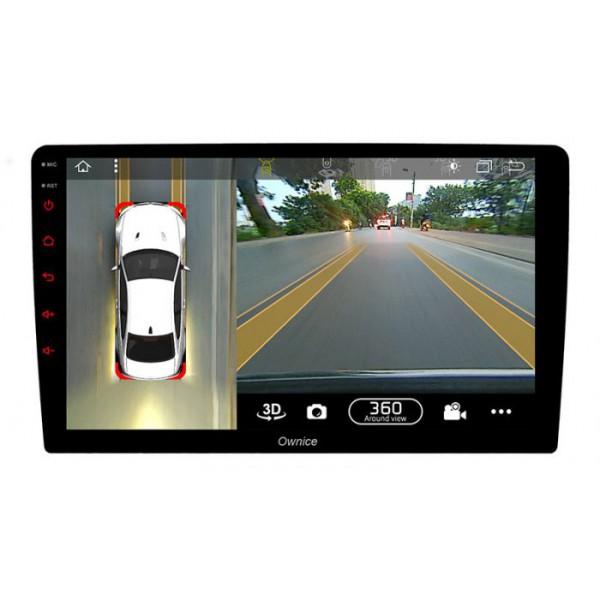 Camera 360 độ Ownice C900 kiêm đầu DVD androi
