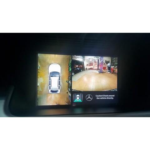 Camera 360 độ Cammsys Panorama cho Mercedes Benz GLK 250