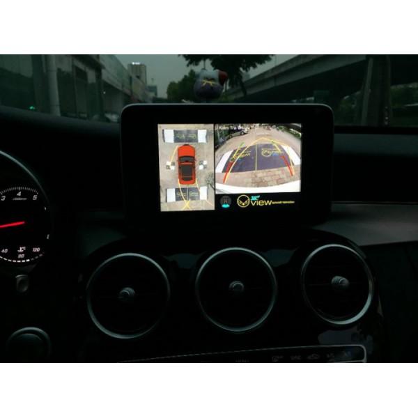 Camera 360 ô tô cho xe Mercedes C200