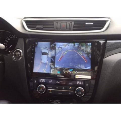 Camera 360 ô tô cho xe Nissan X-Trail