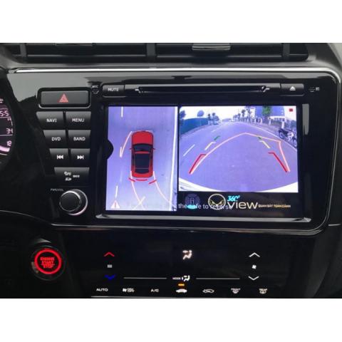 Camera 360 ô tô Oview cho xe Honda City