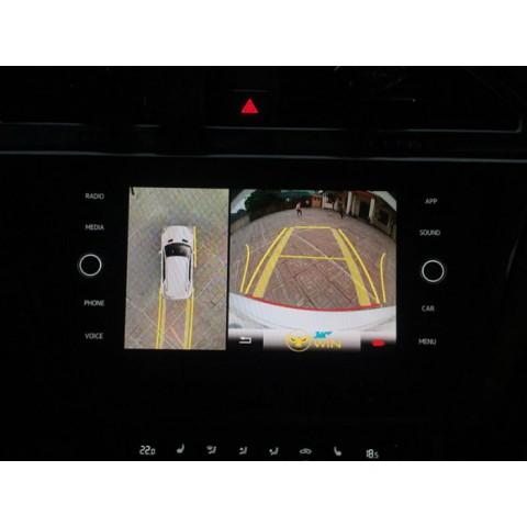 Camera 360 độ ô tô Owin cho xe Volkswagen Tiguan