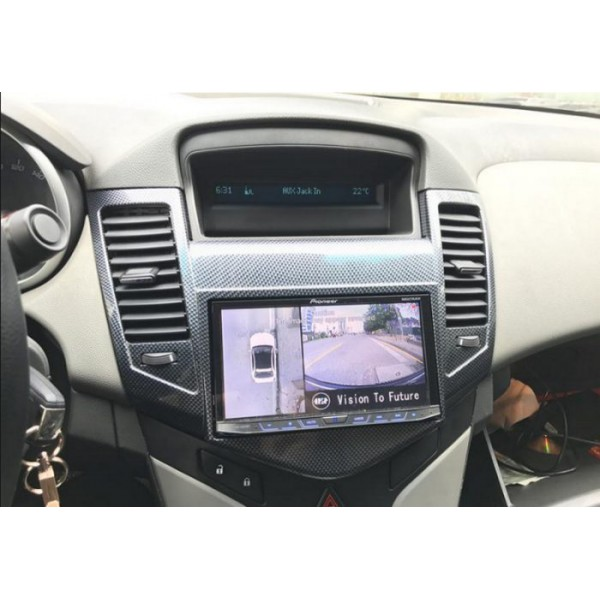 Camera 360 Oris cho xe Chevrolet Cruze