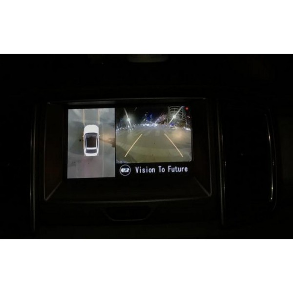 Camera 360 Oris cho xe Ford Everest