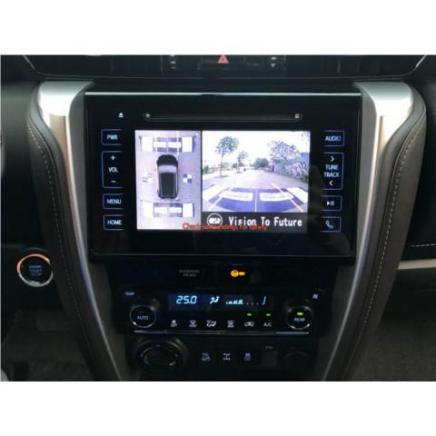 Camera 360 Oris cho xe Fortuner