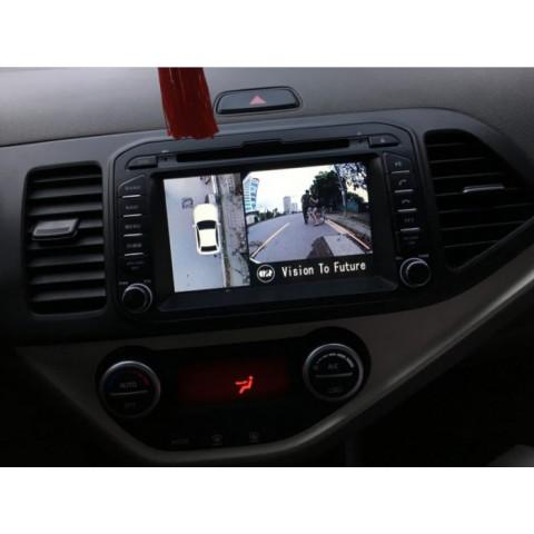 Camera 360 Oris cho xe Kia Morning
