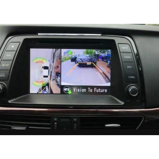 Camera 360 Oris cho xe Mazda 6