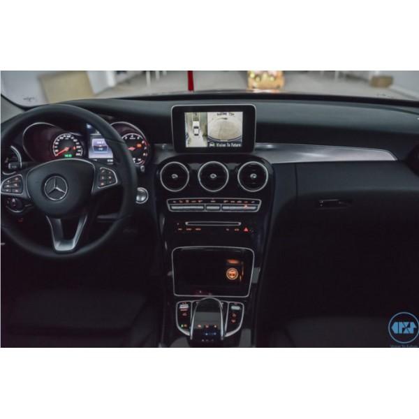 Camera 360 Oris cho xe Mercedes C200