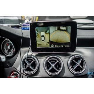Camera 360 Oris cho xe Mercedes CLA AMG