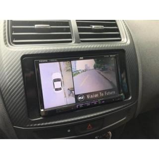 Camera 360 Oris cho xe Mitsubishi Outlander Sport