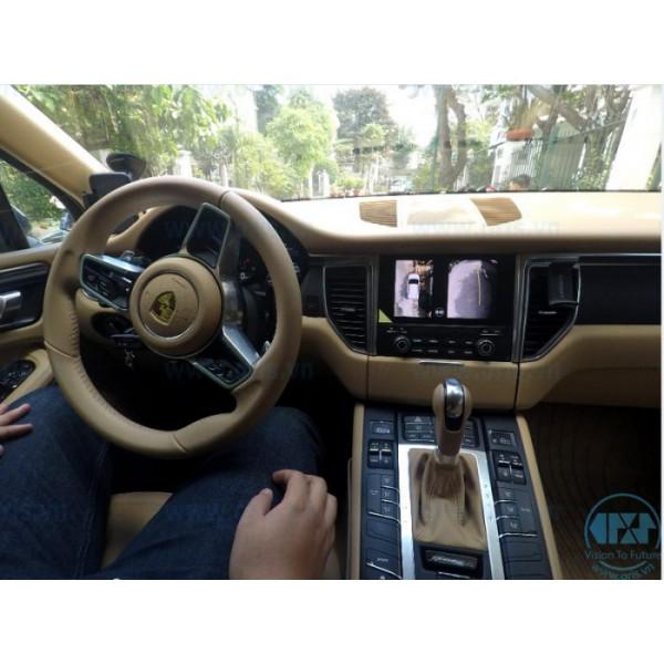Camera 360 Oris cho xe Porsche Macan