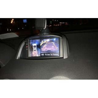 Camera 360 Oris cho xe Renault Koleos