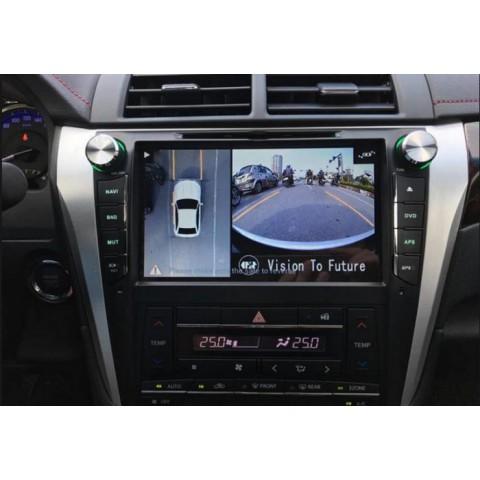 Camera 360 Oris cho xe Toyota Camry 2015 – 2017
