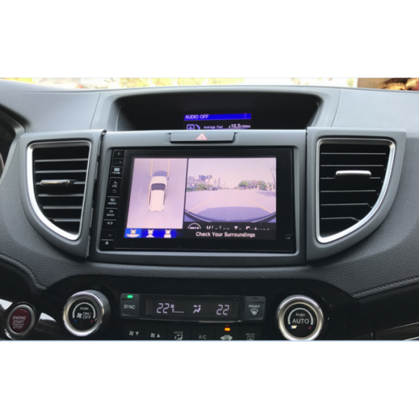 Camera 360 Oris cho xe Honda CRV