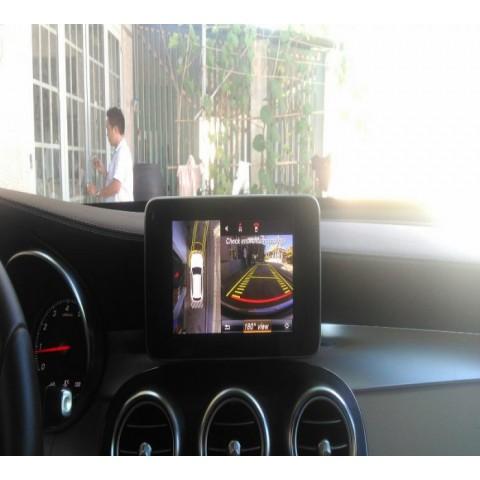 Camera 360 độ ô tô 3D OWNICE