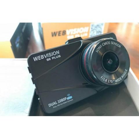 Camera hành trình ô tô Webvision S8 Plus