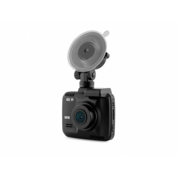 Camera hành trình W8 hỗ trợ quay video 4K Wifi GPS