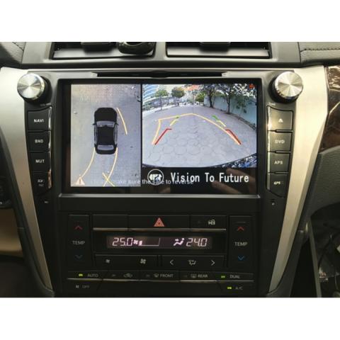 Camera 360 Oris cho xe Toyota Camry